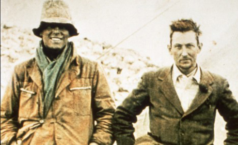 George Mallory – Beyond Everest | johndburns George Mallory And Andrew Irvine