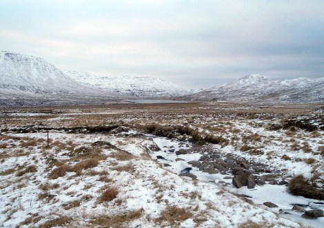 Towards the Loch
