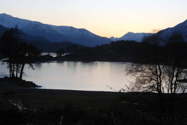 Loch Affric