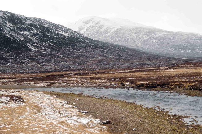 The river Orrin