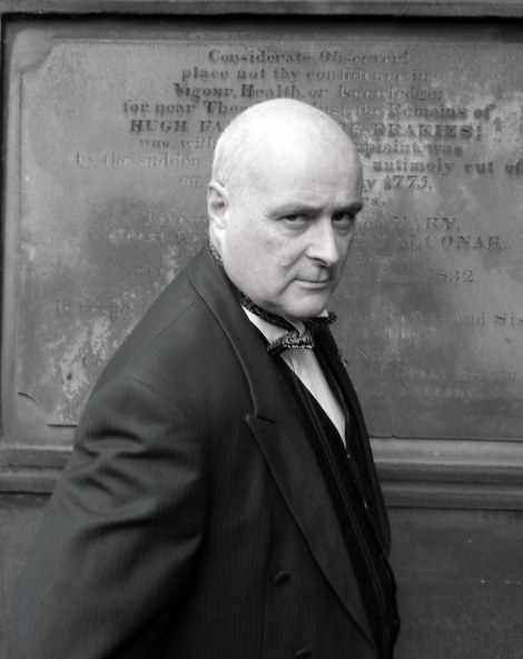 Me as Crowley