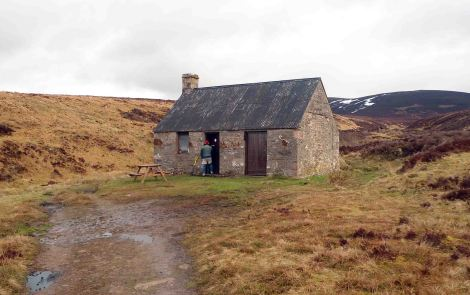 The bothy with no name