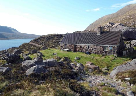 Poca Buidhe bothy, don't even think about it