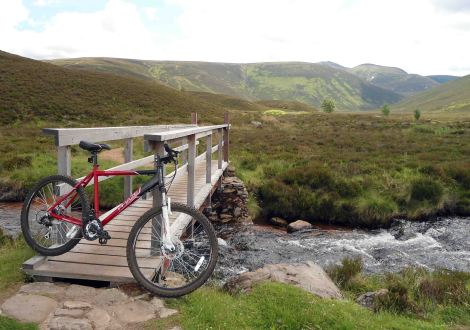 My Bike in its Natural habitat