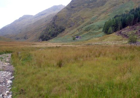 Glen Pean Bothy