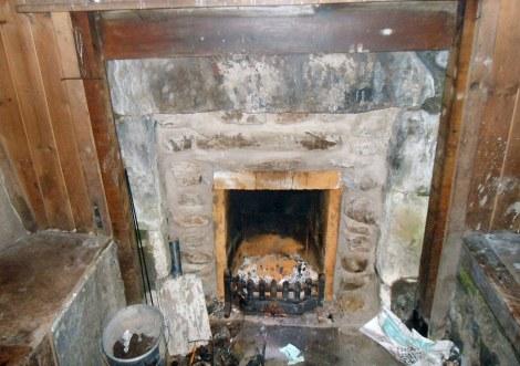 New Fire Place - massive improvement