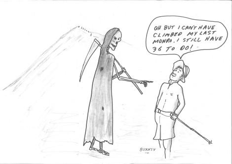 Meeting the Grim Reaper