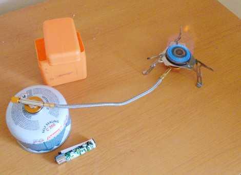 Portable bomb