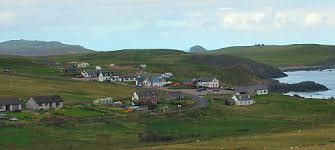 Durness village