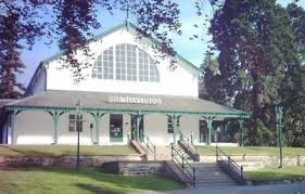 Strathpeffer Pavilion a little gem of a venue