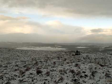 snow ness